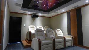 The LUZ Dolby Atmos THX Cinema!