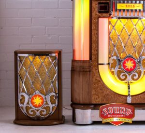 1015 Nostalgia Speaker - 595 - Our 1015 nostalgia speakers are manufactured by hand with the same care and atte
