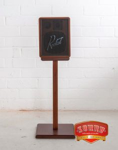 Cube Speaker - 175 - Great partner for the Rocket 88 Jukebox! Small but perfectly formed and tuned to