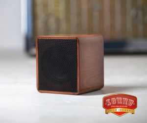 Mini Cube Speaker - 120 - Small but perfectly formed and tuned to your Classic Jukebox. All Sound Leisure�