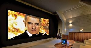 Screen Excellence - Contact Us For Details. - Magnificent ISF approved Screens!<br /> 2.37.1 ratio,Curved,Masking with the fan